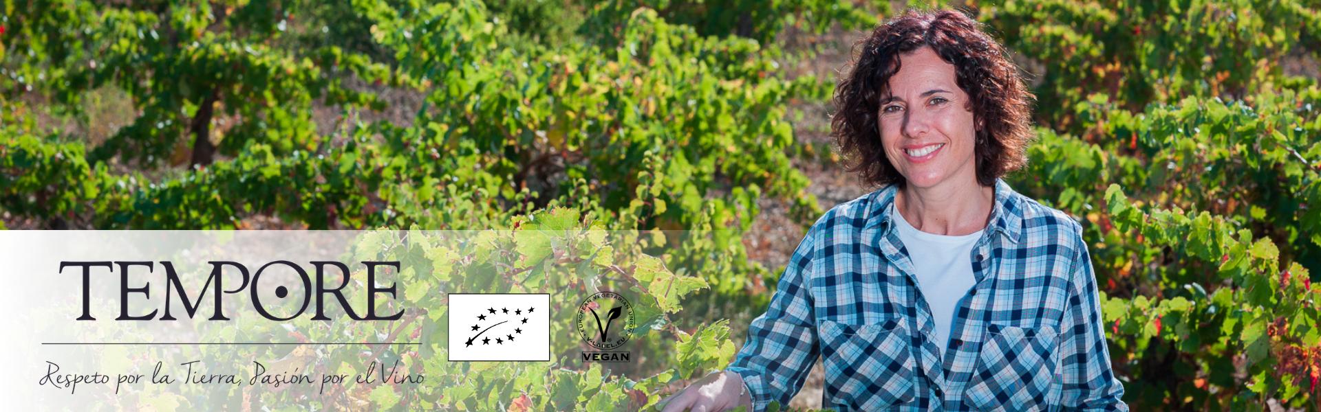 vins bio biodynamie Tempore Espagne