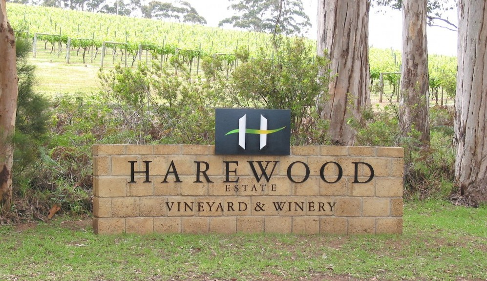 Harewood wines