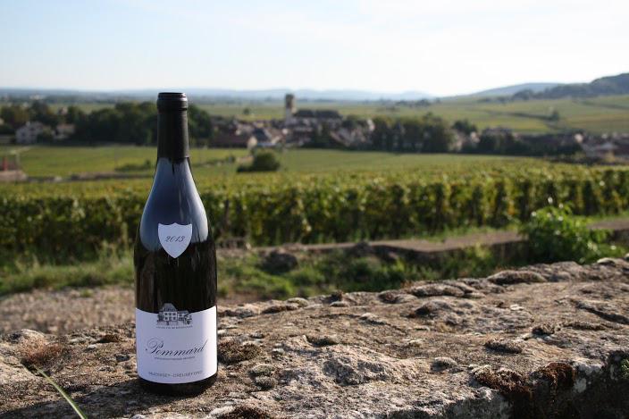 vins bourgogne vaudoisey pommard