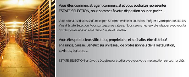 agents commerciaux vin