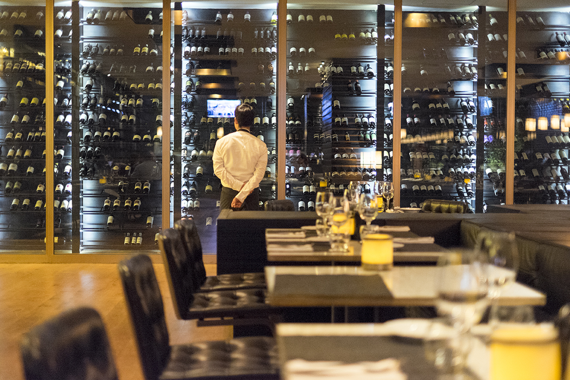 cave vins restaurant