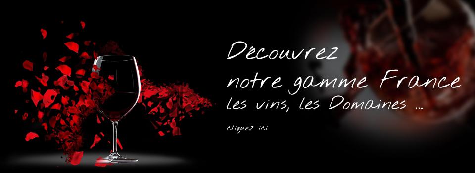 choisissez vos vins France