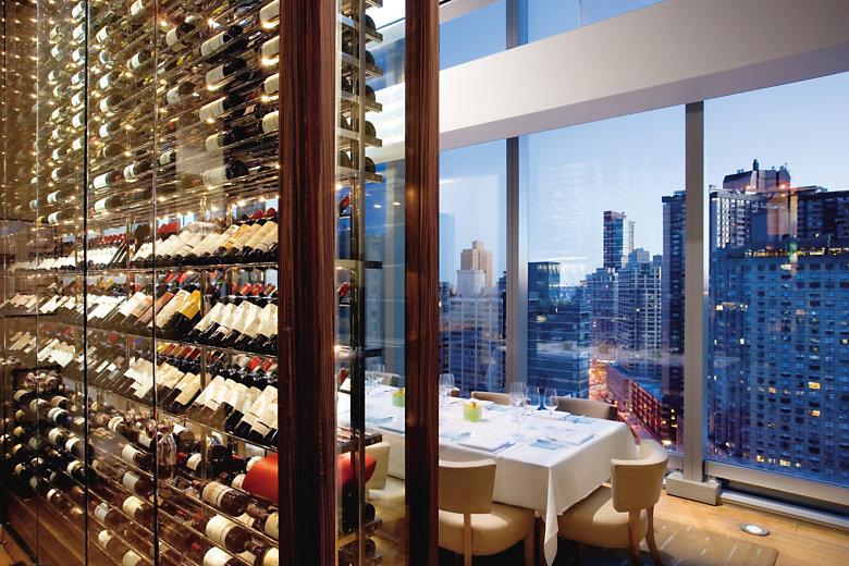 restaurants vins